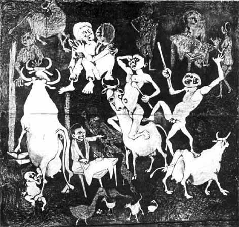 guernica symbolism and interpretations